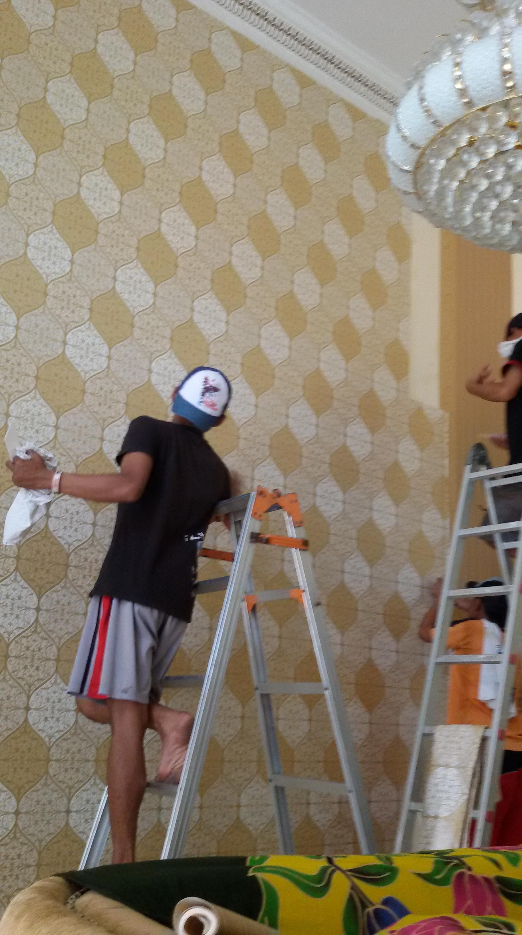 Toko wallpaper dinding di surabaya | de WAPE INTERIOR : Toko ...